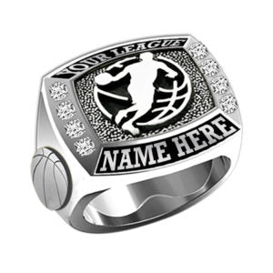 Custom Basketball Championship Ring 002