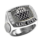 Custom Basketball Championship Ring 001