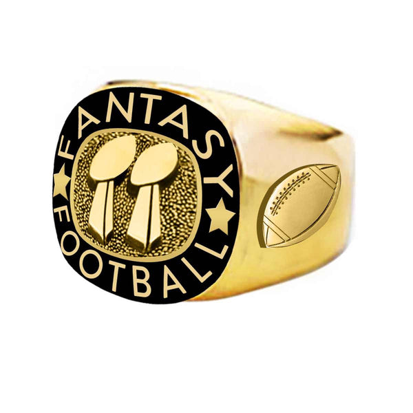 Fantasy Football Champions Football Ring