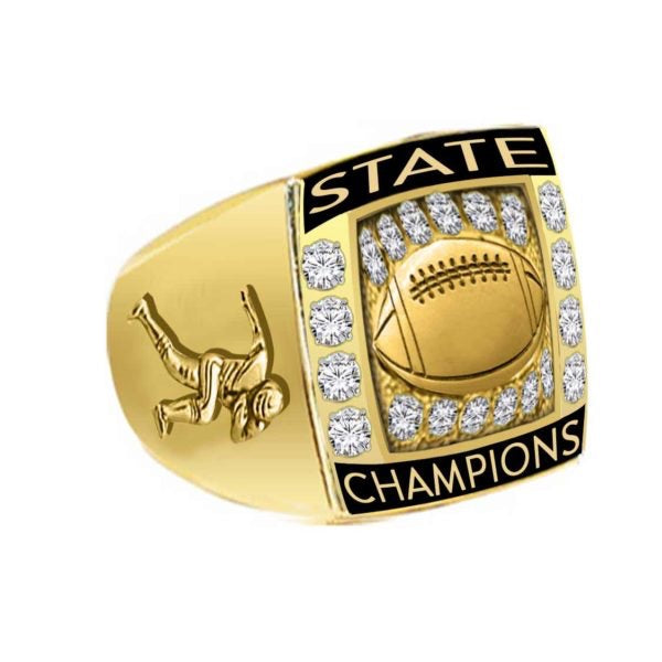 State Champions Football Ring