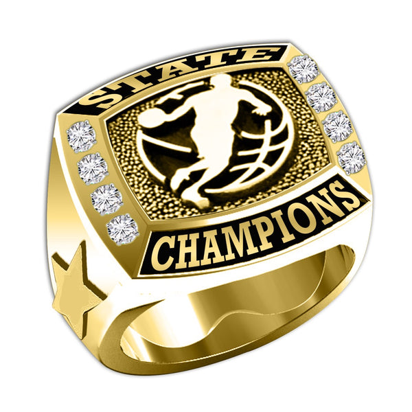 State Champions Basketball Ring