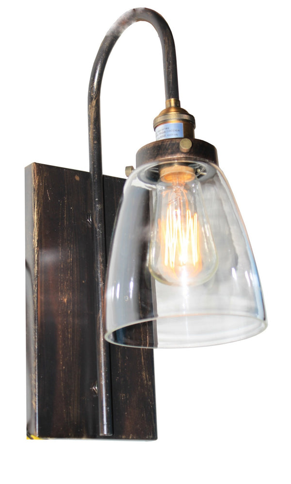 Artcraft AC10164 Greenwich One Light Wall Sconce