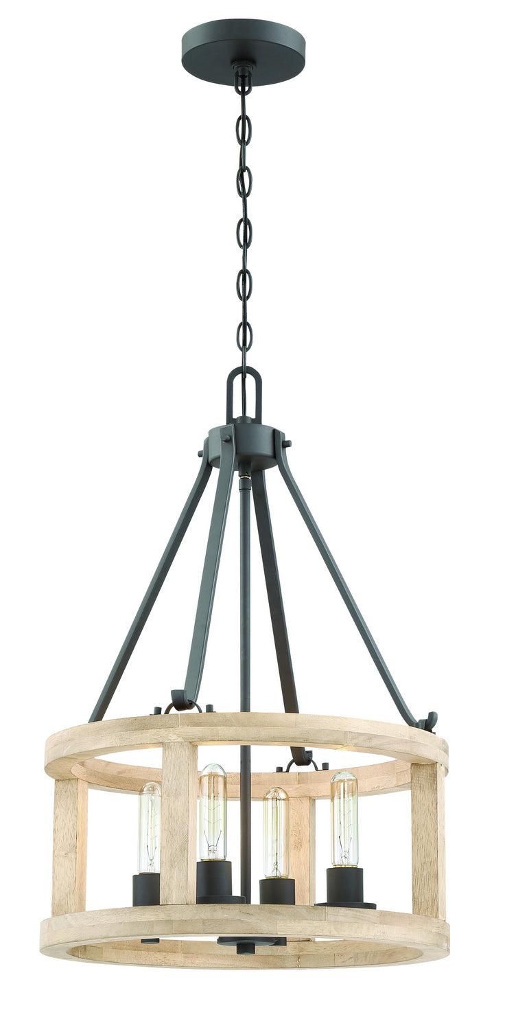 Craftmade 44094-CIDO Four Light Pendant