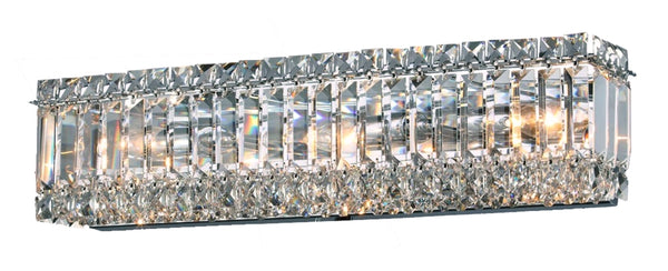 StarFire 8124WSCH Avant-Garde Four Light Wall Sconce