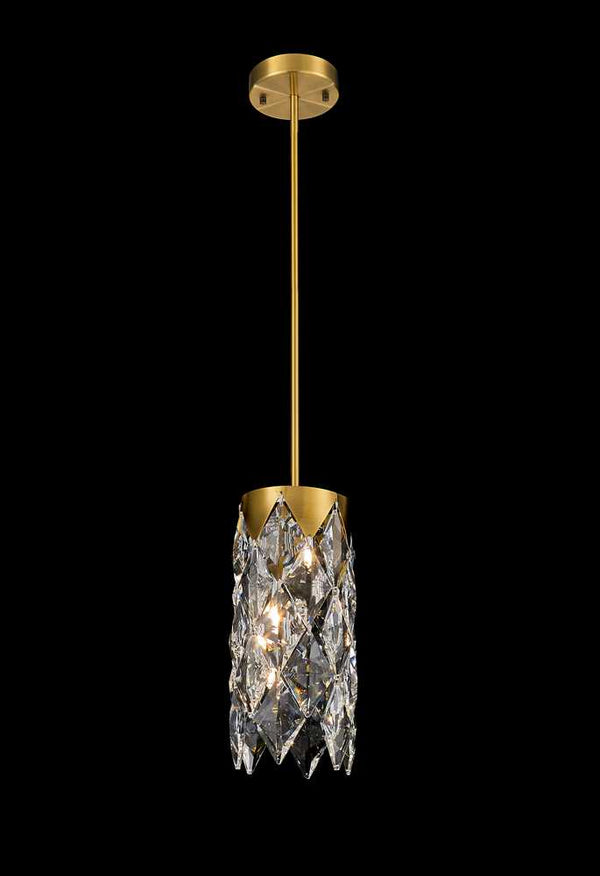 StarFire 4606CA Milan Three Light Pendant