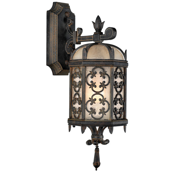 Fine Art 338581ST Costa del Sol One Light Outdoor Wall Mount