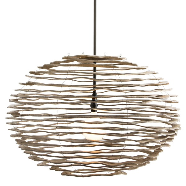 Arteriors 45101 Rook One Light Pendant