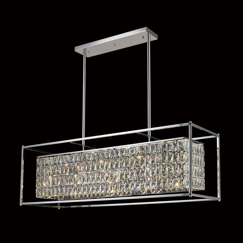 StarFire 1044CH Cages 16 Light Pendant