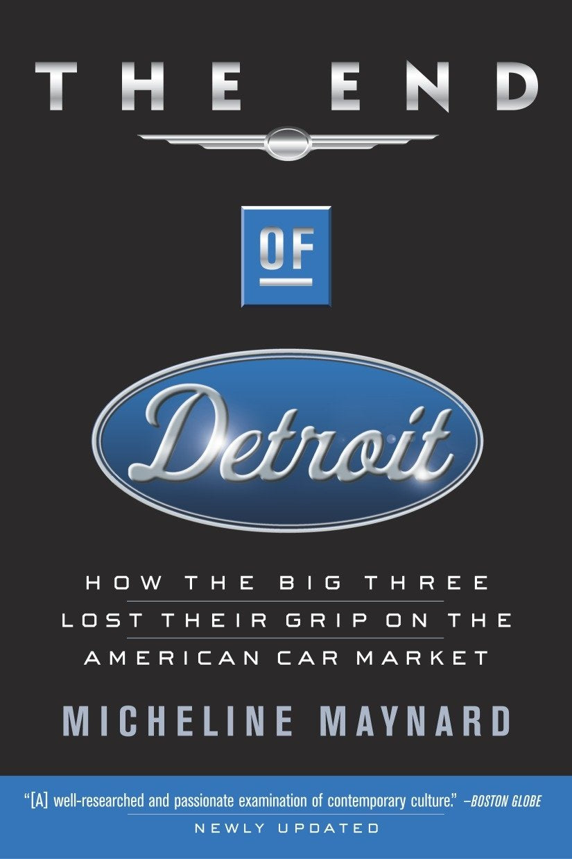 The End of Detroit: How the Big Three Lost Their Grip on the American Car Market - Pure Detroit