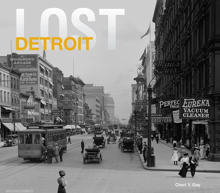 Lost Detroit - Pure Detroit