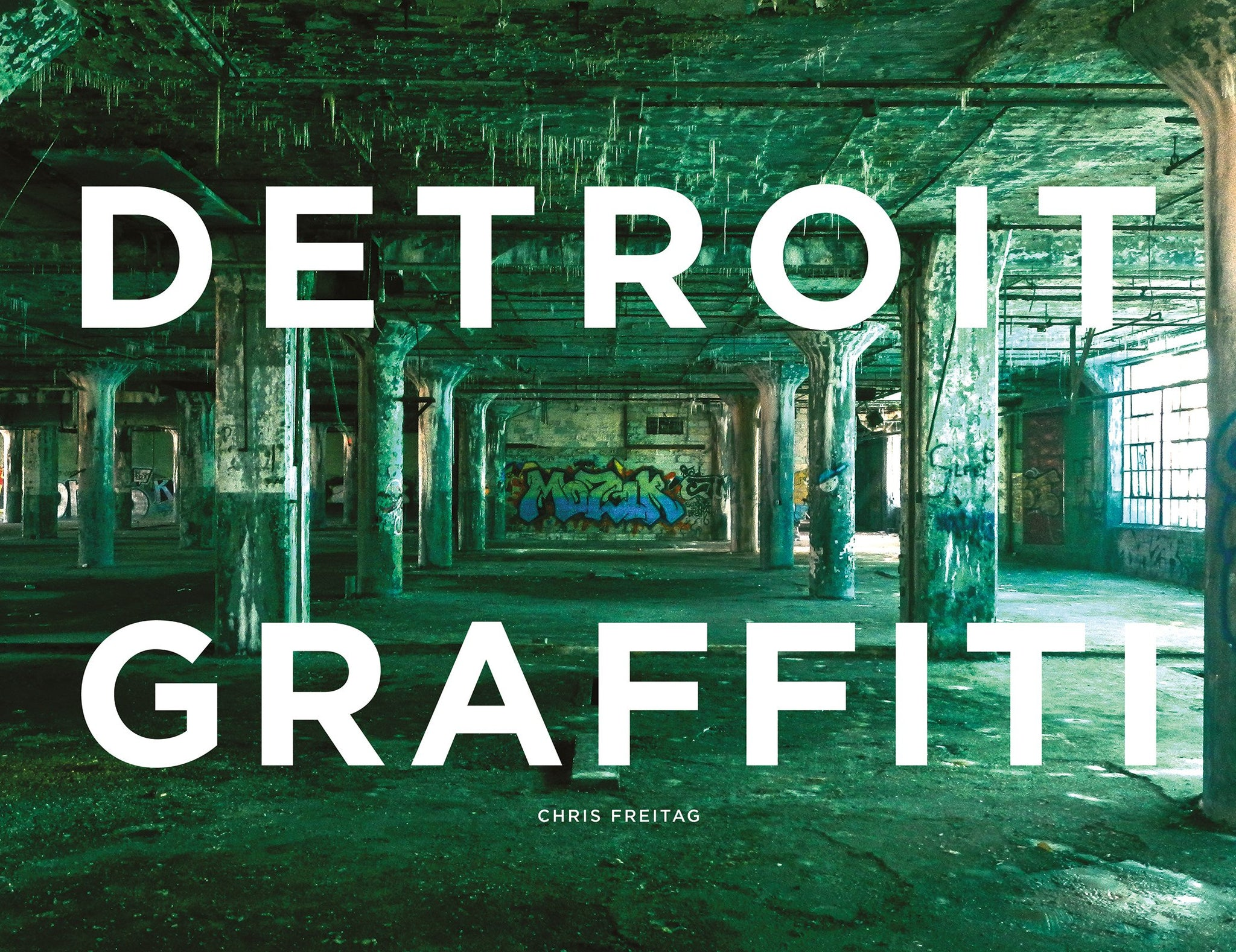 Detroit Graffiti - Pure Detroit