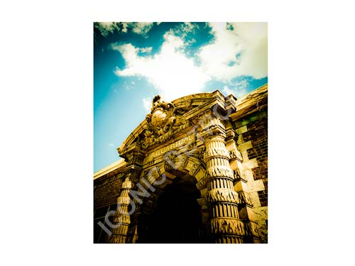 Belle Isle Aquarium Entrance Luster or Canvas Print $35 - $430