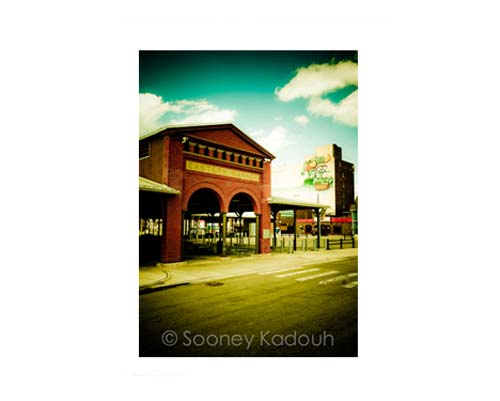Eastern Market Street Luster or Canvas Print $35 - $430 - Pure Detroit