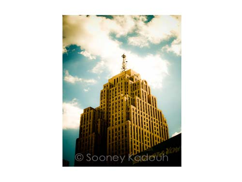 Penobscot Building Luster or Canvas Print $35 - $430