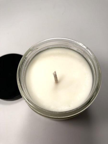 Detroit Funk - Hand Poured Soy Candle by City Beautiful . Co - 9oz. - Pure Detroit