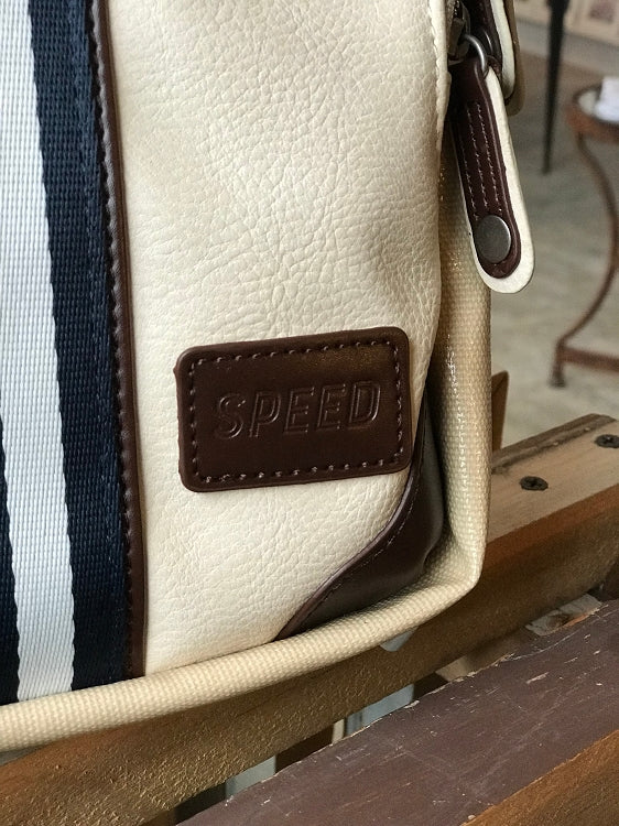 Pure Detroit x Speed Slingpack / Beige - Pure Detroit