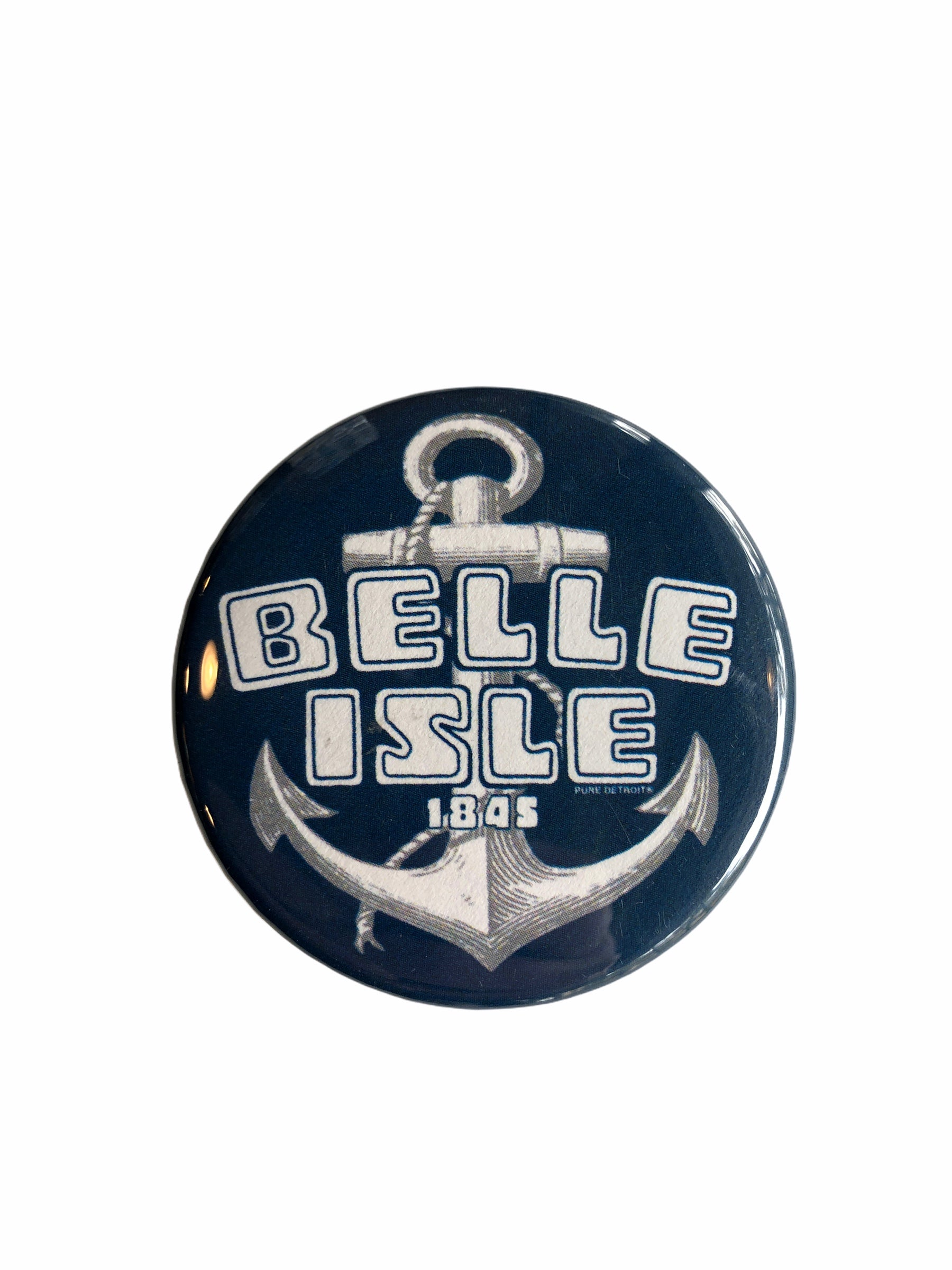 Belle Isle Anchor Magnet - Pure Detroit