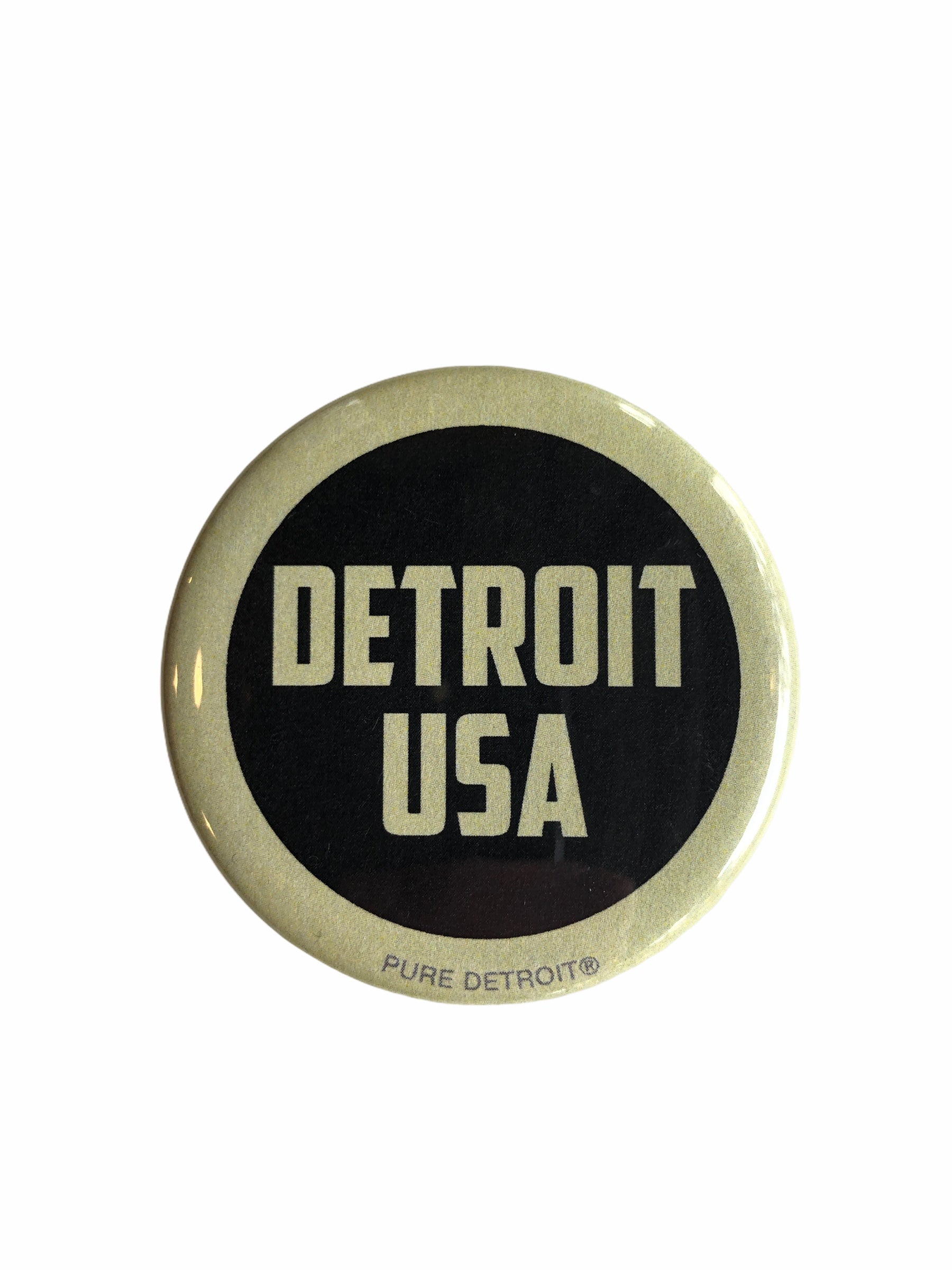 Detroit USA Magnet - Pure Detroit