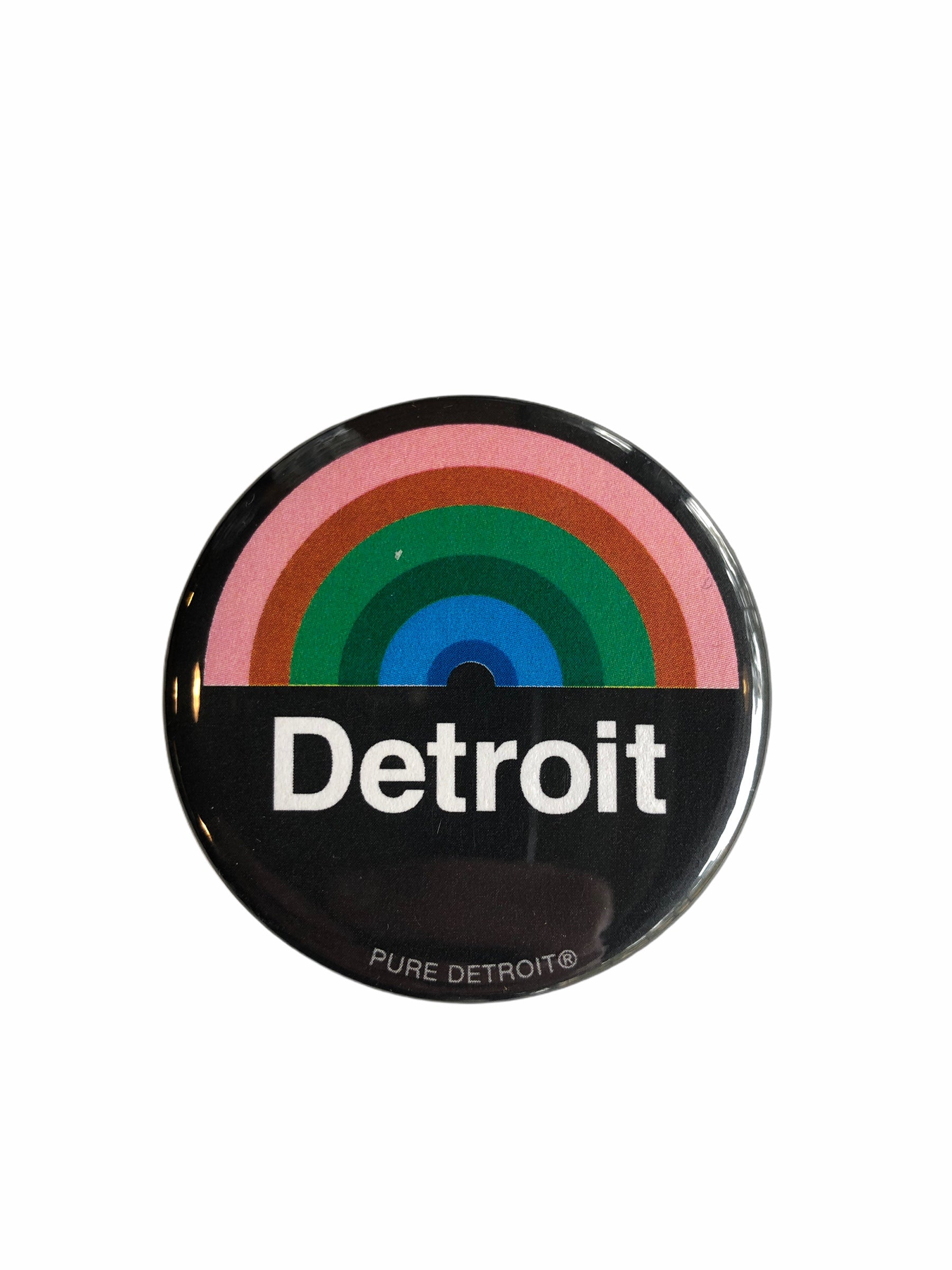 Detroit Rainbow Magnet - Pure Detroit