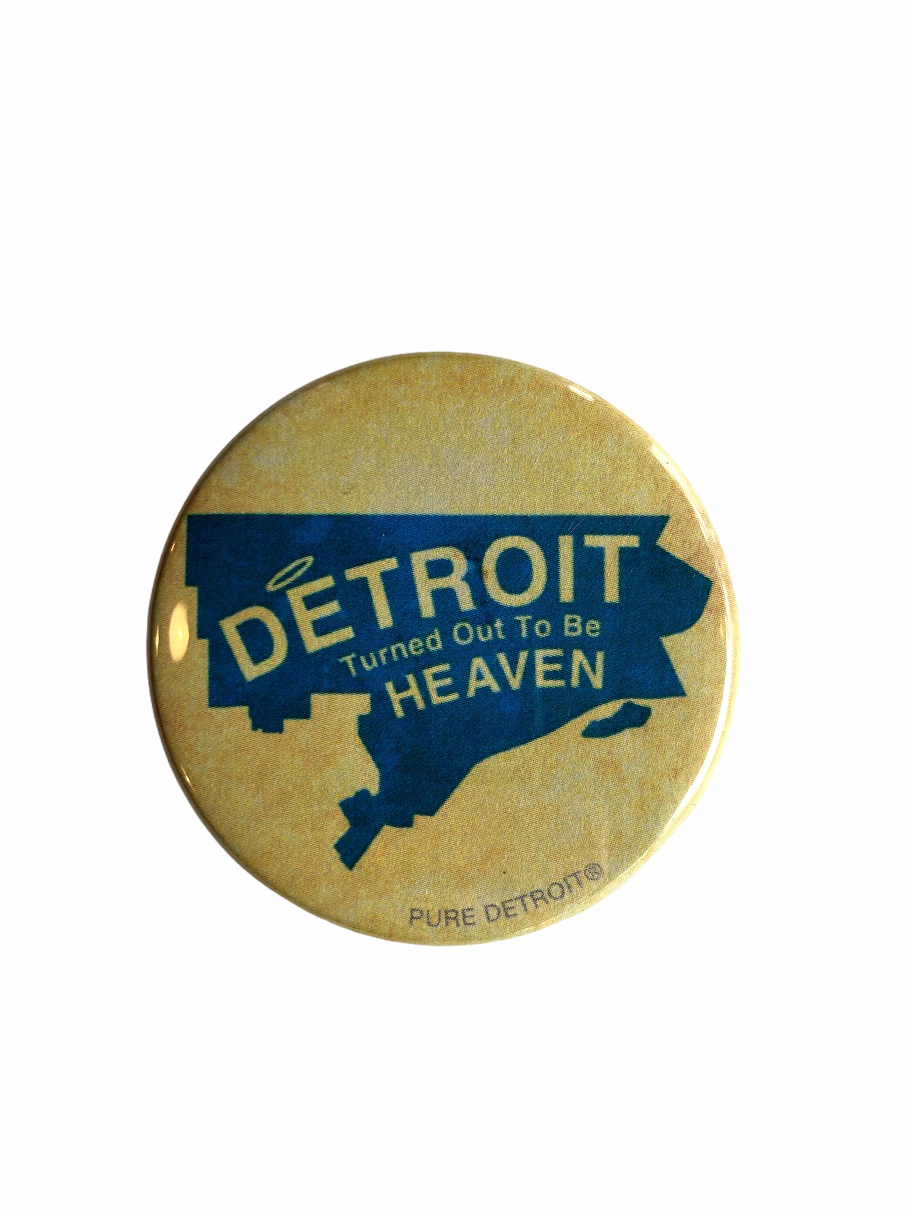 Detroit Turned Out to be Heaven Magnet - Pure Detroit