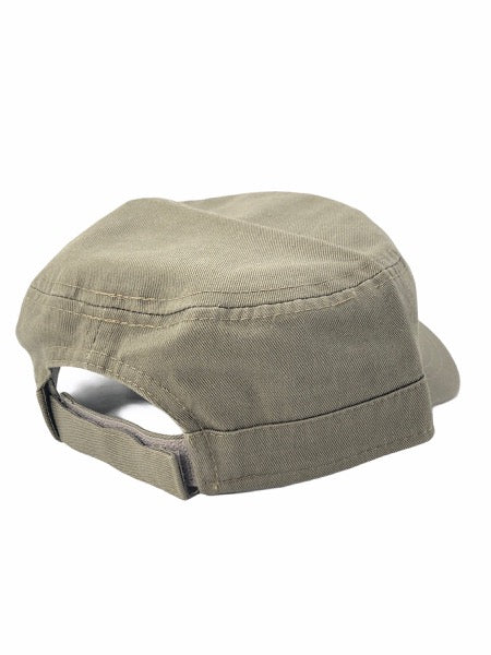 Spirit of Detroit Cadet Cap / Gold + Olive - Pure Detroit