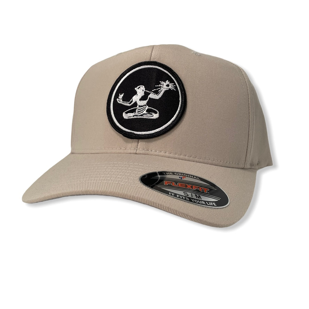 Spirit of Detroit Twill Flex Cap / Khaki - Pure Detroit