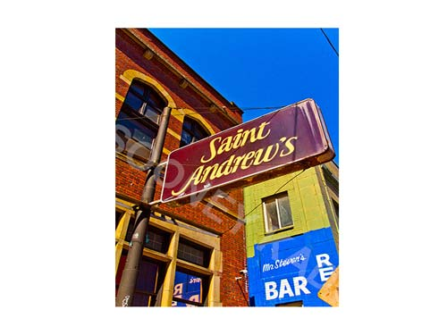 Saint Andrews Hall Luster or Canvas Print $35 - $430 - Pure Detroit