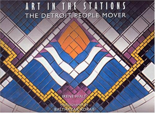 Art in the Stations: The Detroit People Mover - Pure Detroit