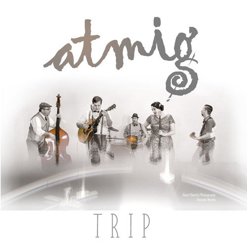 "Atmig ""Trip"" 7"" Vinyl Signed Single - Pure Detroit"