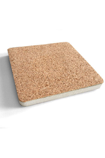 Vernor's Brick Mural Porcelain Tile Coaster