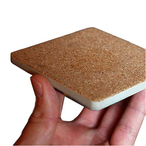 Plymouth Hood Porcelain Tile Coaster