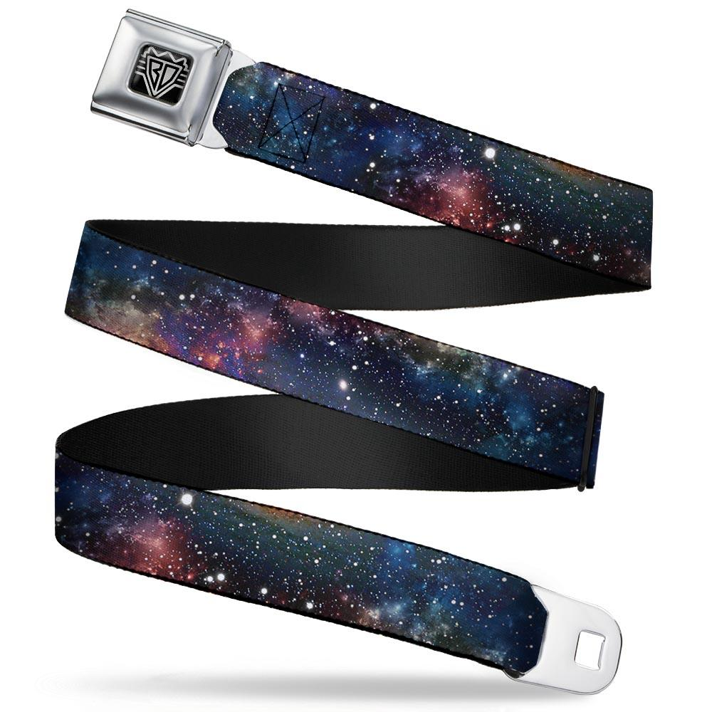 Ford Starburst Seatbelt Belt / Starburst Buckle + Space Dust Webbing