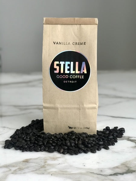 Stella Good Coffee - Vanilla Creme - Pure Detroit
