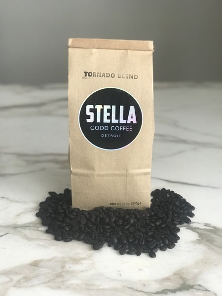 Stella Good Coffee - Tornado Blend - Pure Detroit