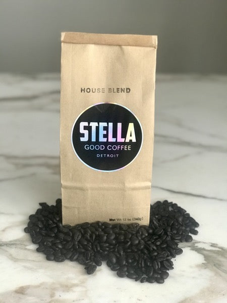 Stella Good Coffee - House Blend - Pure Detroit