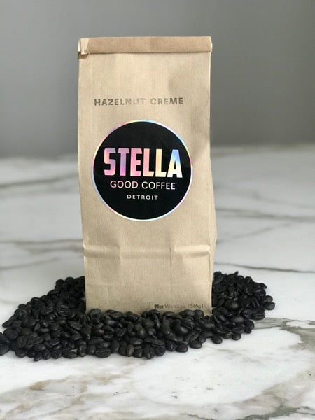 Stella Good Coffee - Hazelnut Creme - Pure Detroit