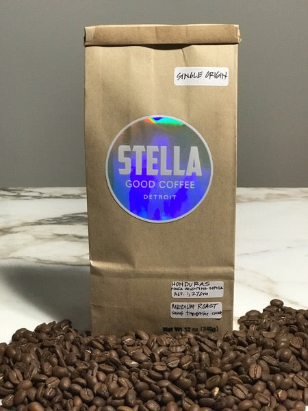 Stella Good Coffee - Single Origin Honduras - Pure Detroit