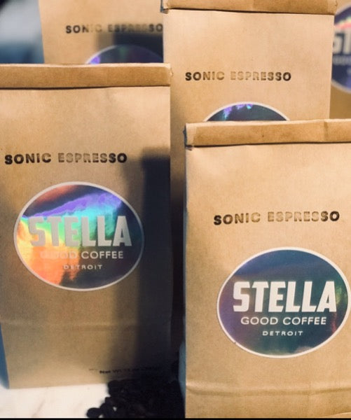 Stella Good Coffee - Sonic Espresso - Pure Detroit