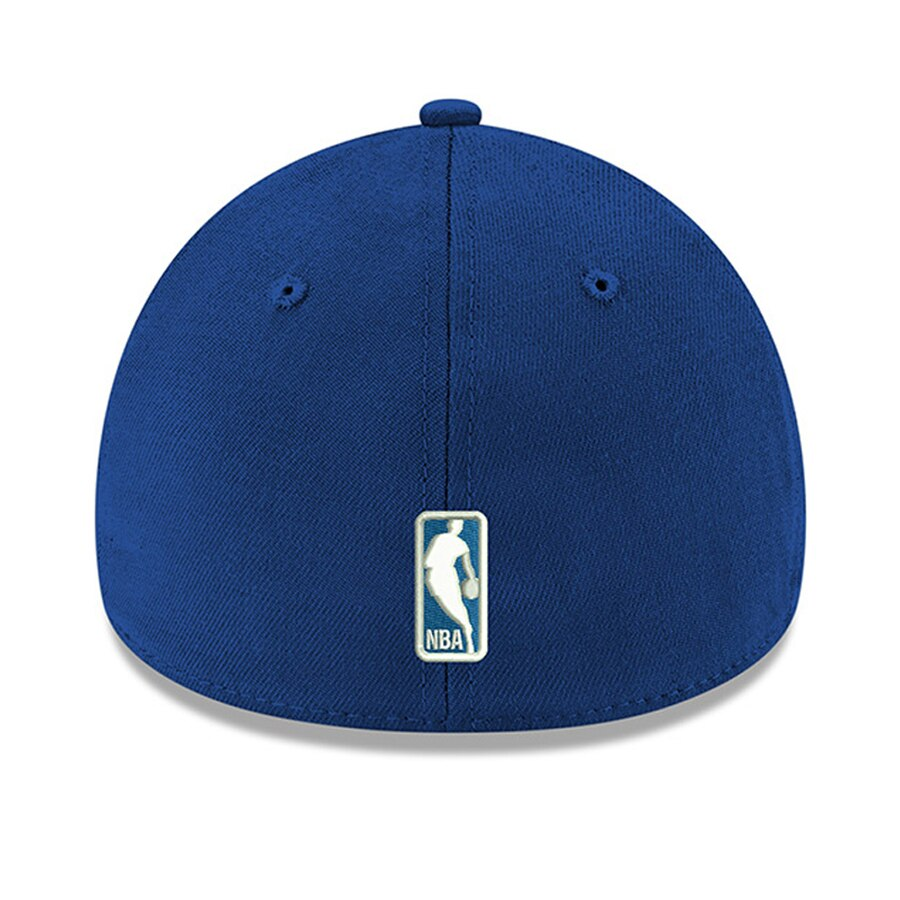 New Era Detroit Pistons 39THIRTY Flex Hat / Blue - Pure Detroit