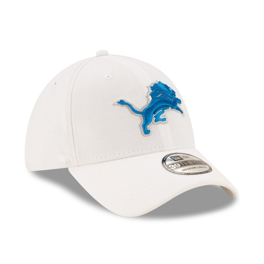 New Era Detroit Lions Iced 39THIRTY Flex Hat - Pure Detroit