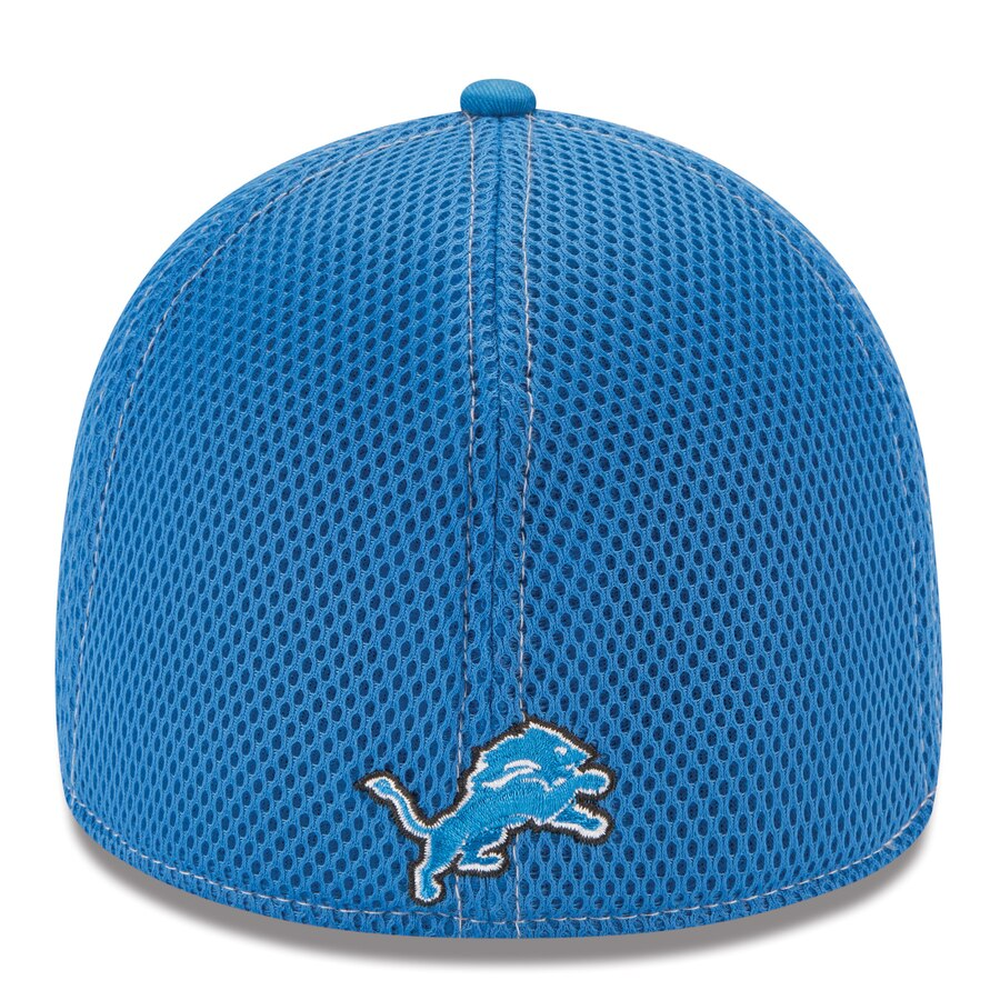 New Era Detroit Lions 2016 Neo 39THIRTY Flex Hat / Blue - Pure Detroit