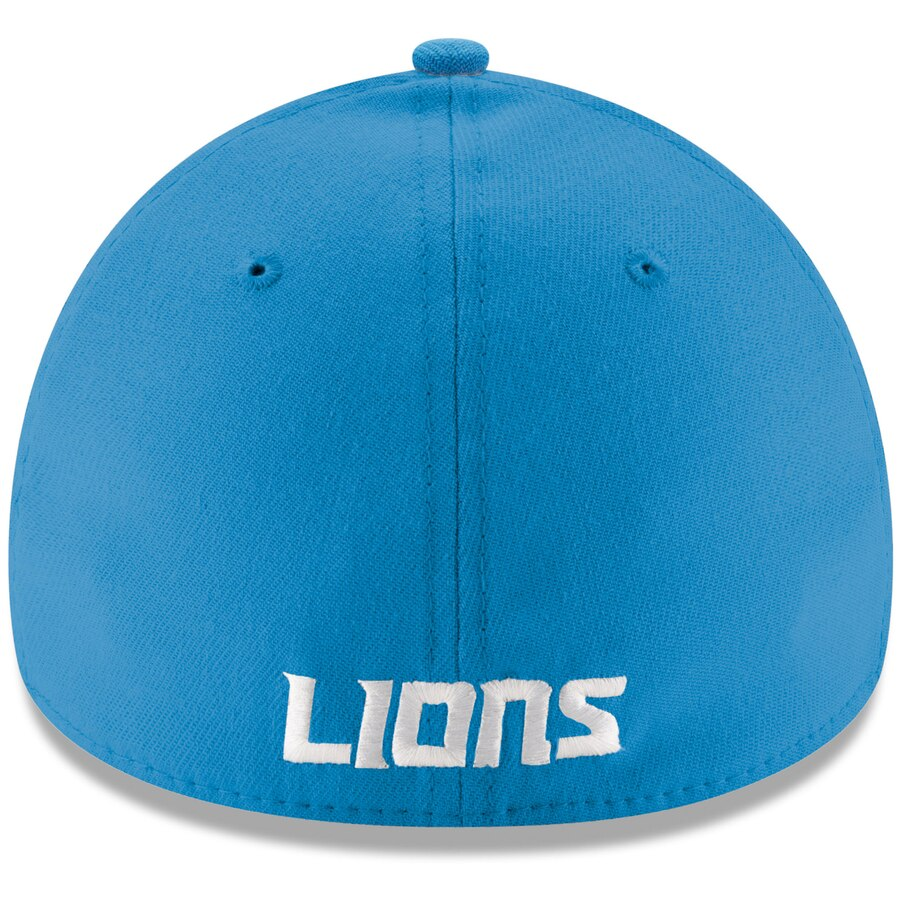 New Era Detroit Lions Classic 39THIRTY Flex Hat / Blue - Pure Detroit