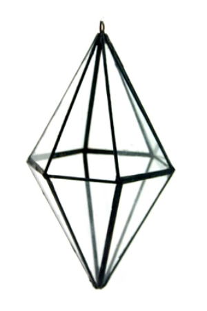The Diamond in the Sky Terrarium