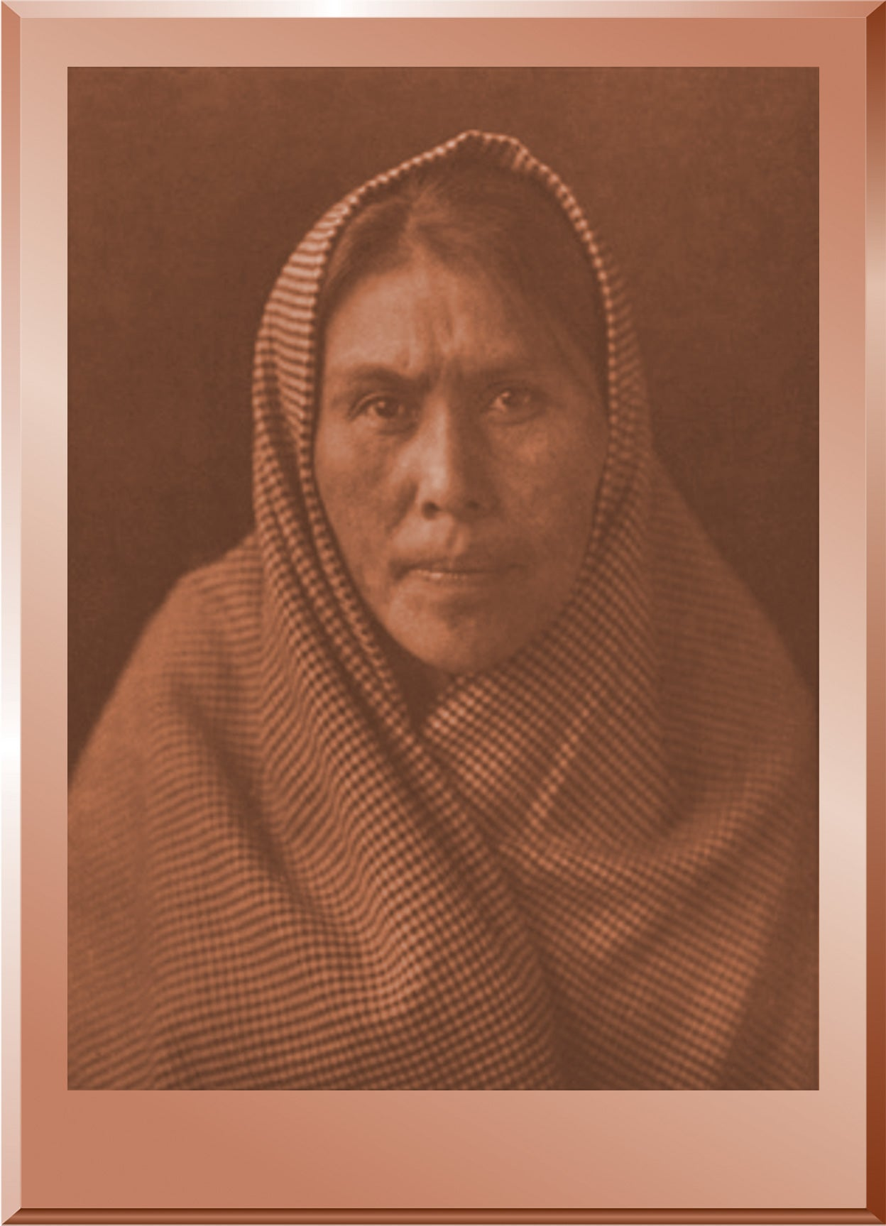 A Woman of Massett - Haida