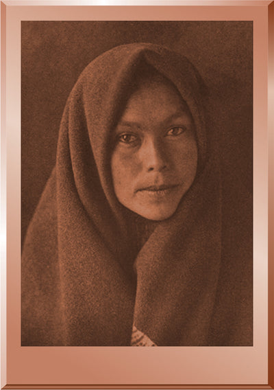 A Woman of Kiusta - Haida