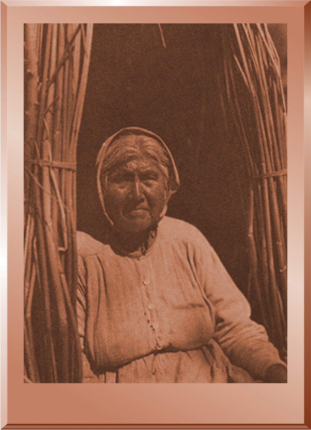 Eastern Pomo Woman