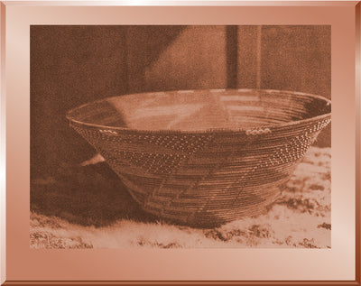 Basket Used in Puberty Rites - Pomo