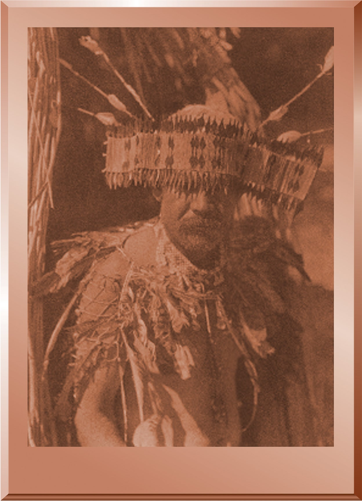 Pomo Dance Costume