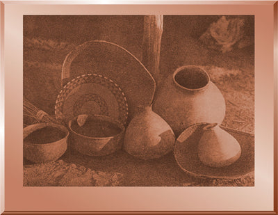 Chemehuevi Basketry and Pottery