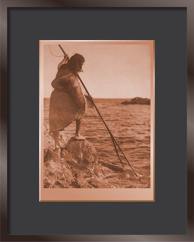 Nootka Method of Spearing